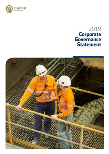 Corporate Governance Statement 2019